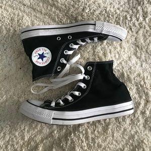Women's Black Converse